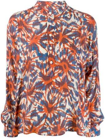 solar print shirt