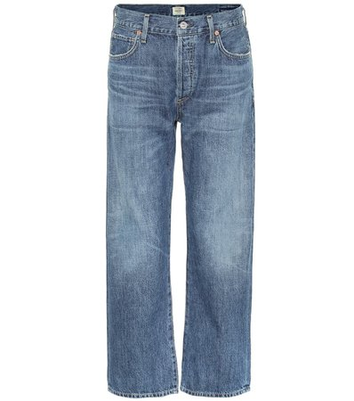 Emery High-Rise Cropped Jeans | Citizens of Humanity - Mytheresa