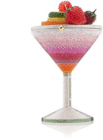 Judith Leiber Couture Mocktail Crystal Clutch