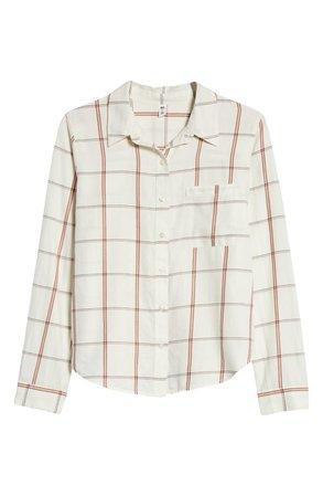 BP. Plaid Button-Up Shirt | Nordstrom