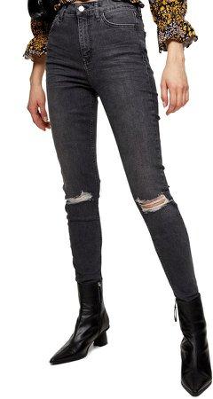 Jamie Ripped Skinny Jeans