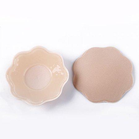 Women Invisible Silicone Breast Pads Boob Lift Tape Bra Nipple Cover Sticker Pad - Walmart.com - Walmart.com