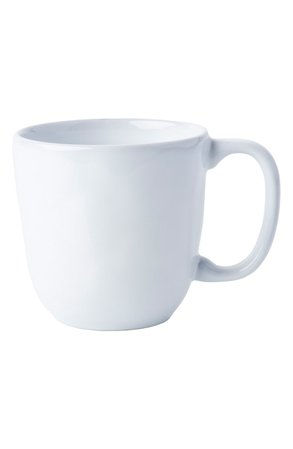 Juliska Quotidien White Truffle Ceramic Mug   Nordstrom