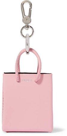 MEDEA - Prima Mini Leather Tote - Pink