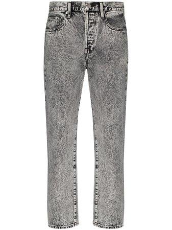 FRAME Le Original Straight Leg Jeans - Farfetch