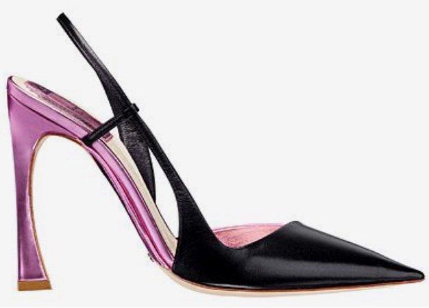 dior vintage shoes