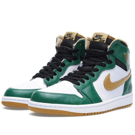 "Air Jordan 1 Retro ""Celtics"" Clover 3"