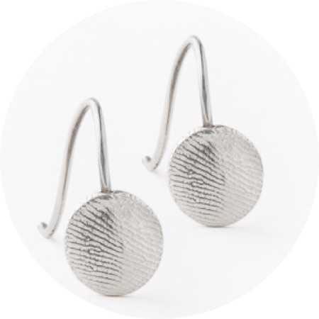 imprint earrings