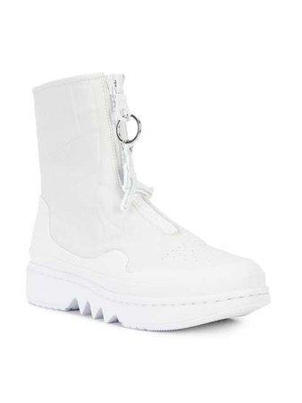 Nike Zipped hi-top Boots - Farfetch