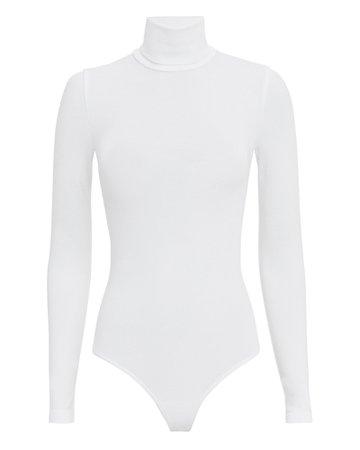 Colorado String White Bodysuit