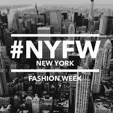 new york fashion week logo - Google Search
