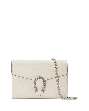 Gucci Dionysus Mini Leather Chain Bag | Neiman Marcus