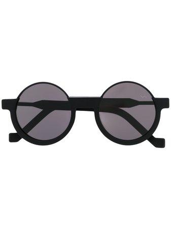 Vava Circle Frame Sunglasses - Farfetch