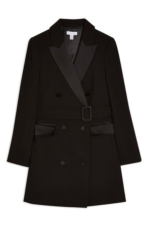 Topshop Tux Blazer Dress