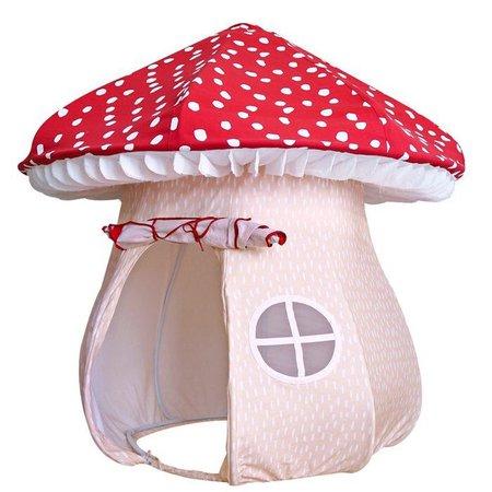 mushroom tent