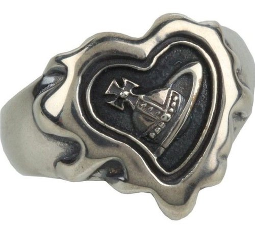 vivienne westwood small wax seal ring