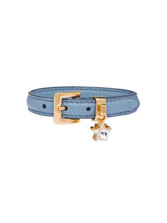 Miu Miu star charm adjustable bracelet - FARFETCH