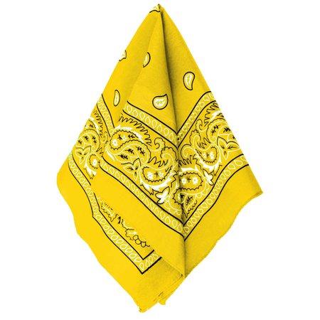 Bandana - Yellow | BIG W