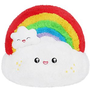 squishable.com: Squishable Rainbow