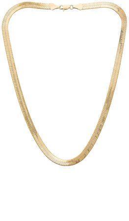 EIGHT by GJENMI JEWELRY Cleo Layering Necklace in Gold | REVOLVE
