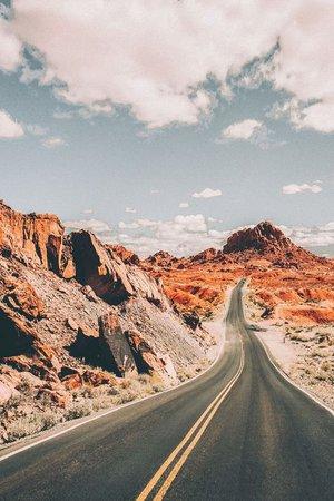 road trip aesthetic