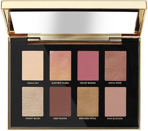 Luxe Metal Rose Eyeshadow Palette