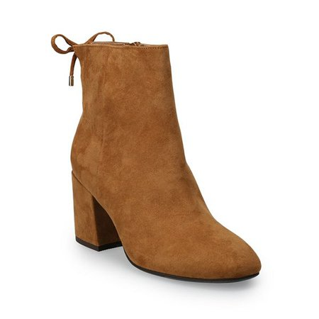 SO® Danio Women's High Heel Ankle Boots