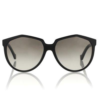 Loewe - Round acetate sunglasses | Mytheresa