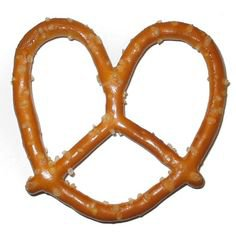 Mini pretzel snack yummy