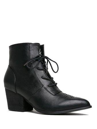 YRU Aura Boot Ankle