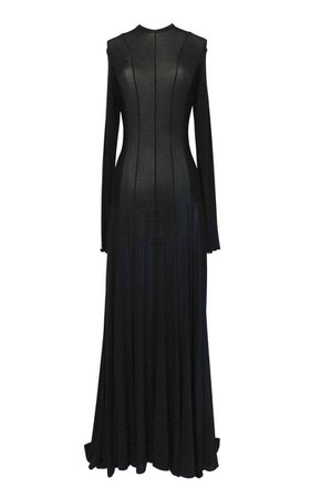 Squid Open-Back Jersey Maxi Dress By Peter Do | Moda Operandi