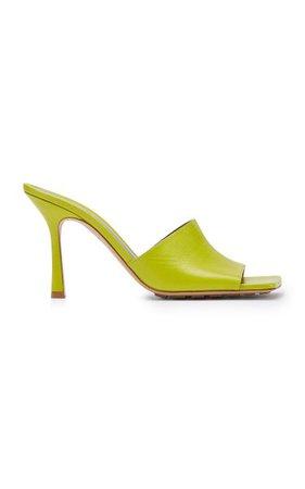 Stretch Leather Sandals By Bottega Veneta | Moda Operandi