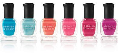 Welcome To Paradise Nail Polish Set - Multi
