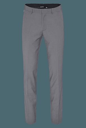 Men's Grey Dress Pants