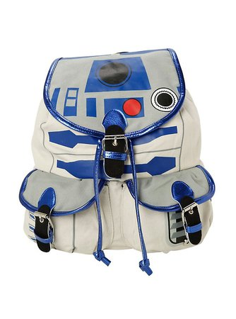 Star Wars R2-D2 Medium Slouch Backpack