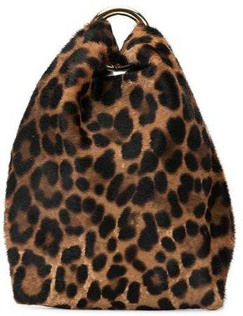 Leopard Print Mini Bag