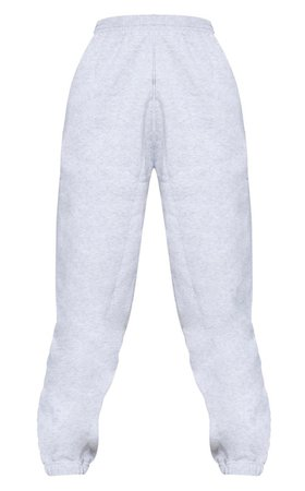 grey joggers pretty little thing