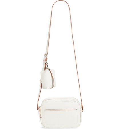 Nordstrom Margo Crossbody Bag with Accessory Pouch   Nordstrom