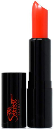 The Sexiest Beauty - Matteshine Lipstick Clapback Coral