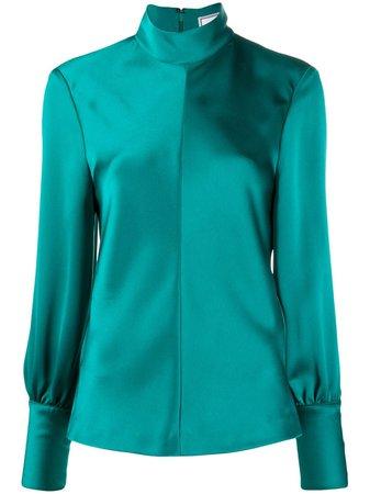 AMI Paris long-sleeved blouse - FARFETCH