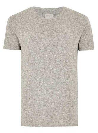 Grey T-shirts Men's T-shirt & Vests   Tees, Vests & Jersey Styles   Topman