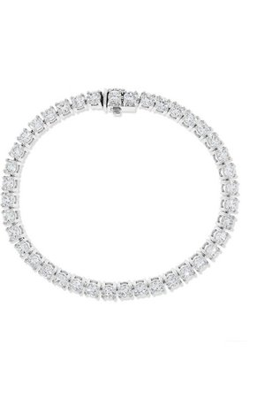 Amrapali | Bracelet en platine et diamants | NET-A-PORTER.COM