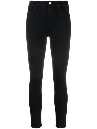 J Brand high-rise Skinny Jeans - Farfetch