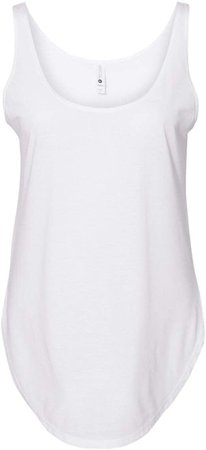 The Next Level Womens Festival Tank (5033) at Amazon Women's Clothing store