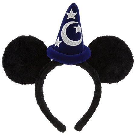 Sorcerer Mickey Mouse Ear Headband