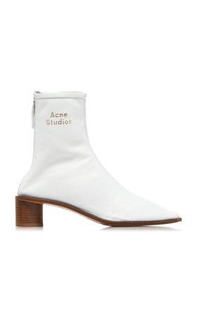 Acne Studios Bertine Leather Sock Boot