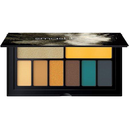 Smashbox Cover Shot Eyeshadow Palette Sunlit Yellow | Ulta Beauty
