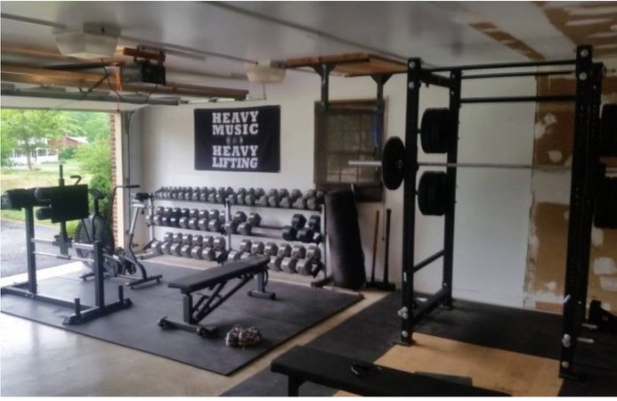home weights gym