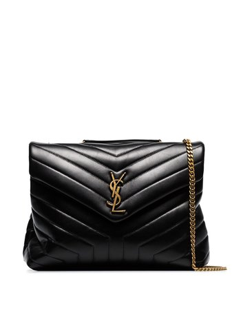 Saint Laurent Medium Loulou Quilted Shoulder Bag - Farfetch