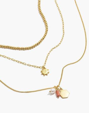 Cherished Necklace Set